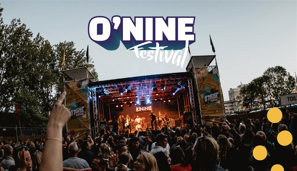 Coverband zoekt lokale bands voor O'nine Festival Oegstgeest