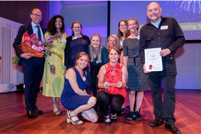 Leiden wint Nationale Citymarketing Trofee 2019